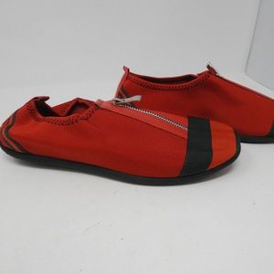 Other - Red Slip on shoe